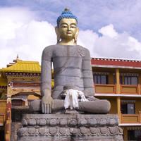 ネパールの仏陀